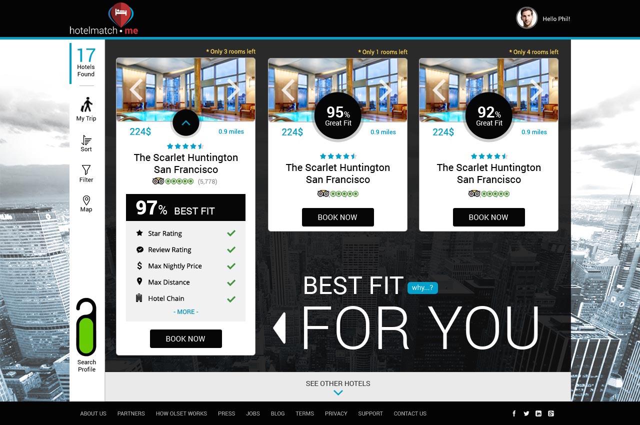 Hotelmatch, aplikasi perjodohan hotel dan manusia !